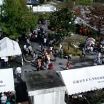 いつもの町がアジアの空気に包まれるオープンハウスの日。